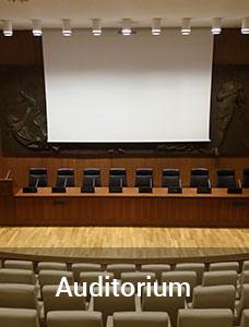 """Auditorium """"Giacomo Manzù"""""""