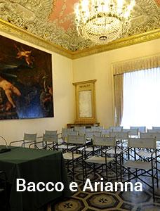 """Sala """"Bacco e Arianna"""""""