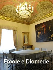 """Sala """"Ercole e Diomede"""""""